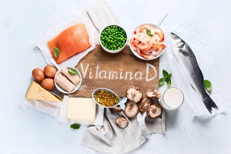 Vitaminas D: diferencias y funciones