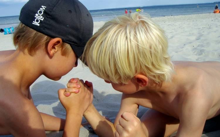 5 Remedios para las quemaduras solares de los niños