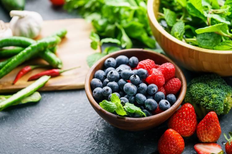 Ideas para consumir más frutas y verduras