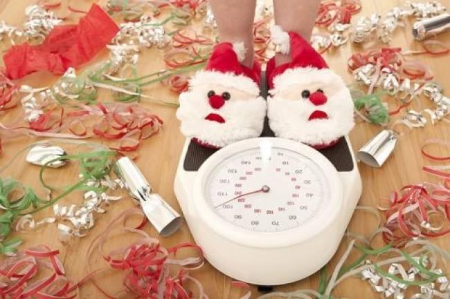 Cómo evitar ganar peso en Navidades