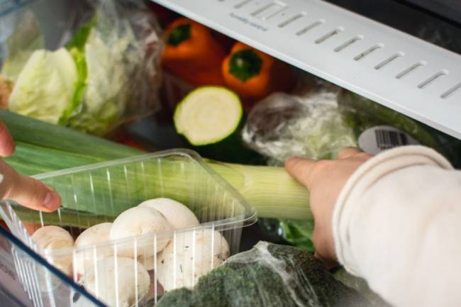 Cómo llenar tu nevera con alimentos saludables
