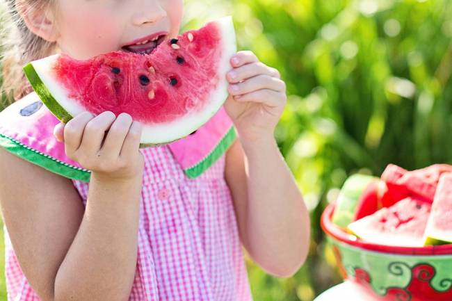 5 Nutrientes importantes en la salud de los niños