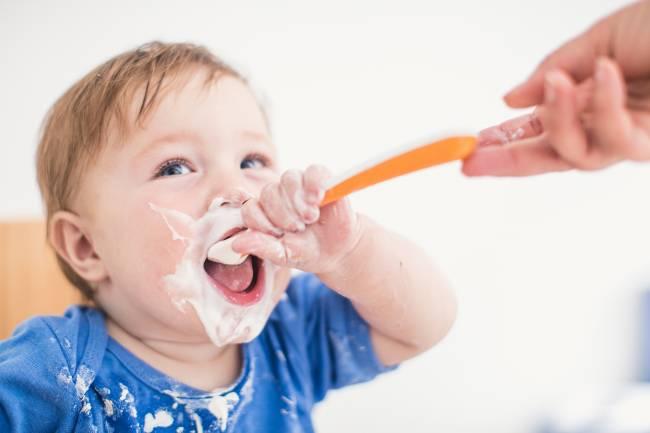Método BLW para la alimentación de los bebés