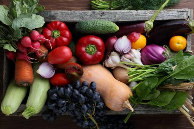 ¿Por qué elegir alimentos de temporada?