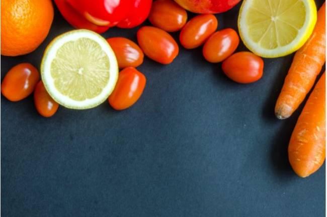 ¿Es importante el color de los alimentos?