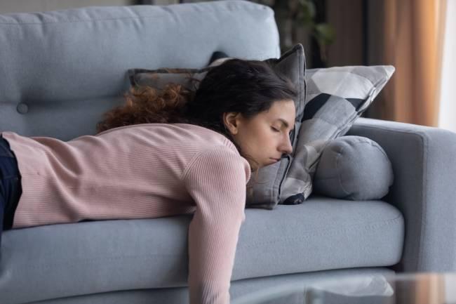 Cómo dejar de sentirte cansado todo el tiempo
